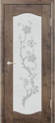 Чебоксарские двери ЧФД Люкс 5 с рисунком