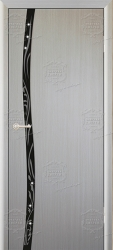Чебоксарские двери ЧФД Сириус 1 стекло стразы
