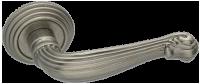 Ручка дверная FONTANA V202 Aged silver
