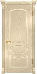 Двери Люксор Грация слоновая кость