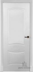 Дверь МАРИАННА белая эмаль