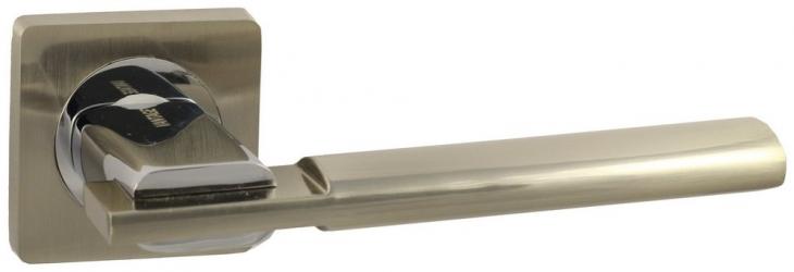 Ручка дверная V03 никель