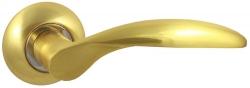 Ручка дверная V20С золото