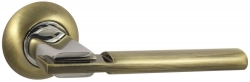 Ручка дверная V75Q бронза