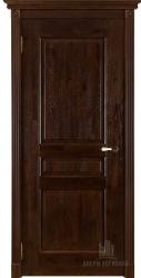 Двери массив Виктория античный орех