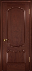 Двери Люксор Венеция красное дерево