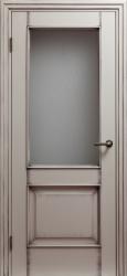Дверь Портэ Виста Флоренция Классик кашемир стекло гравировка