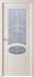 Чебоксарские двери ЧФД Алина стекло