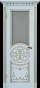 Чебоксарские двери ЮККА Барокко стекло