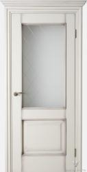 Дверь Портэ Виста Флоренция Классик цвет 12 стекло гравировка