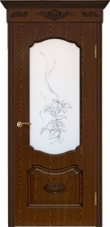Чебоксарские двери ЧФД Дионис стекло