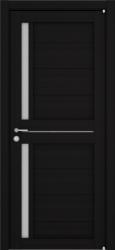 Двери Uberture Экошпон 2121 Шоко велюр