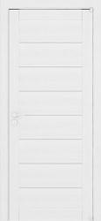 Двери Uberture Экошпон 2125 Белый велюр