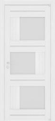 Двери Uberture Экошпон 2181 Белый велюр