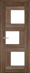 Двери Uberture Экошпон 2181 Серый велюр