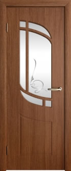 Чебоксарские двери ЮККА Фантазия стекло