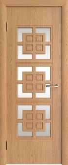 Чебоксарские двери ЮККА Фаворит стекло