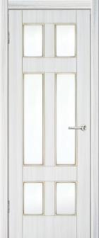 Чебоксарские двери ЮККА К 9 (Стекло)