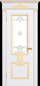 Чебоксарские двери ЮККА Гефест стекло