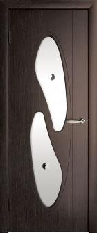 Чебоксарские двери ЮККА Инь-Янь стекло