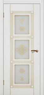 Чебоксарские двери ЮККА Ирида стекло