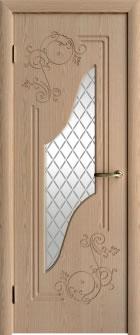 Чебоксарские двери ЮККА Каролина стекло