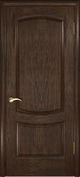 Двери Люксор Лаура 2 мореный дуб