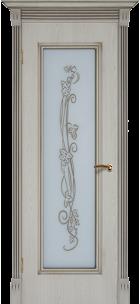 Чебоксарские двери ЮККА Лозанна стекло