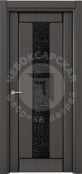Чебоксарские двери ЧФД Люкс 4 стекло