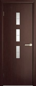 Чебоксарские двери ЮККА М 10 стекло