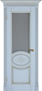Чебоксарские двери ЮККА Муза стекло