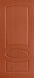 Межкомнатная дверь Неаполь итальянский орех