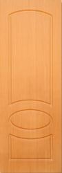 Межкомнатная дверь Неаполь Миланский орех