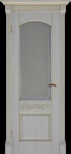 Чебоксарские двери ЮККА Нимфа стекло