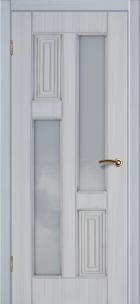 Чебоксарские двери ЮККА Перс стекло