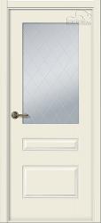 Белорусские двери Роялти жемчуг стекло