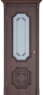 Чебоксарские двери ЮККА Сан-Марино стекло