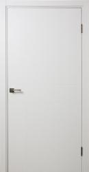 Дверь Портэ Виста Сканди 1 белоснежная RAL 9016