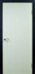 Дверь Портэ Виста Сканди 3 RAL 9010