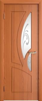 Чебоксарские двери ЮККА Валенсия стекло
