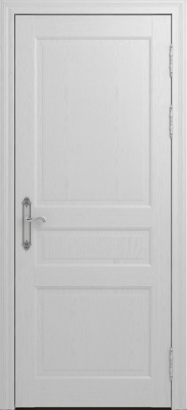 Межкомнатная дверь uberture версаль 40005 ясень перламутр.